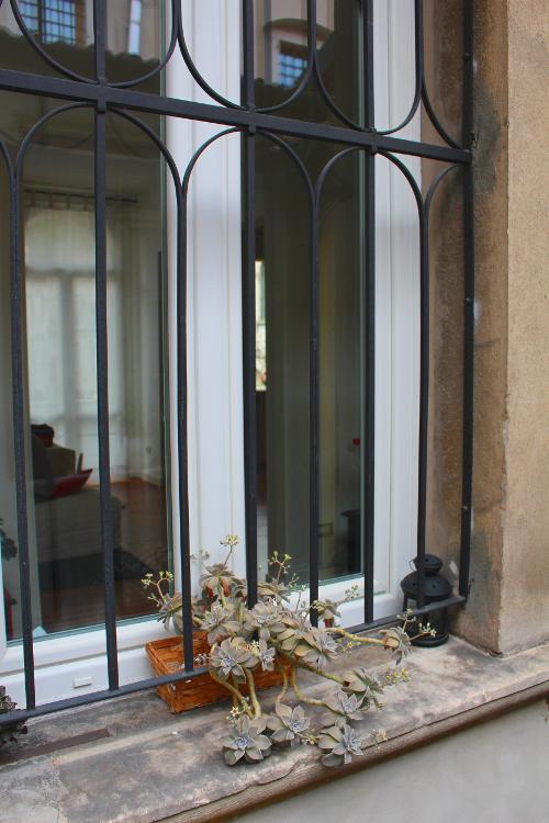 HomeRefreshing - Terrazzo dettaglio finestre