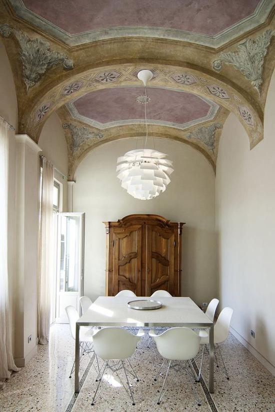 HomeRefreshing - Sala pranzo in palazzo storico