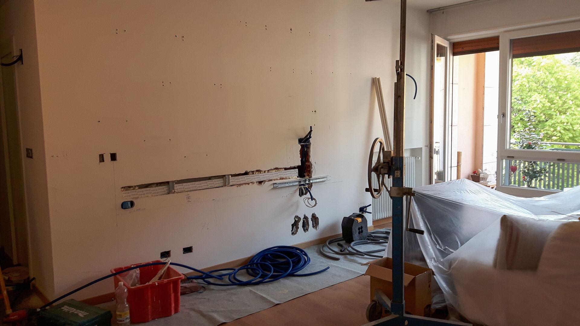Progettazione di interni Treviso
